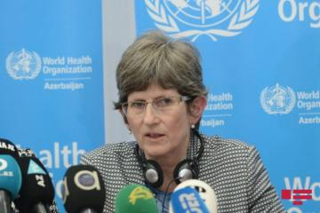 WHO: Coronavirus infection is already decreasing in some countries