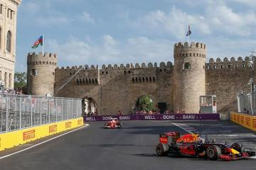 "In ""Formula-1"", season can start with Azerbaijan Grand Prix"