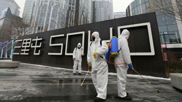 В Пекине допустили проникновение коронавируса в Китай из США