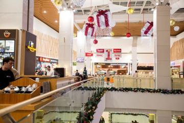 В торговых центрах введены ограничения в связи с интервалом в очередях