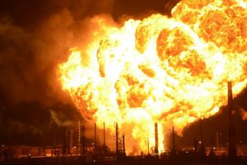 В Нигерии 17 человек погибли при взрывах на нефтепроводе