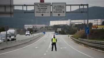 Испания закрывает сухопутные границы для иностранцев