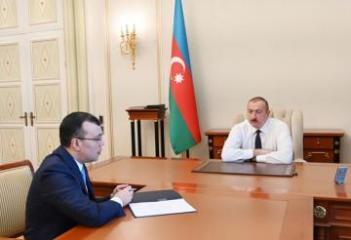 Ильхам Алиев: Некоторые недостойные главы исполнительной власти позорят как себя, так и нашу власть