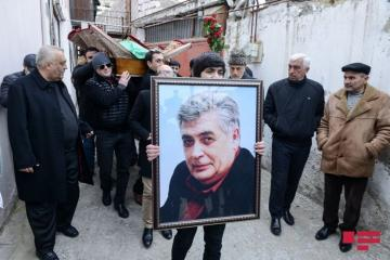 Farewell ceremony for People's artist Rafael Dadashov held