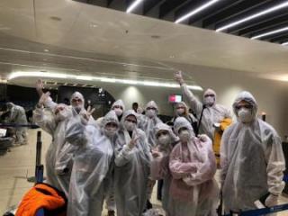 Азербайджанские студенты эвакуируются из Италии - [color=red]ФОТО[/color] - [color=red]ВИДЕО[/color]
