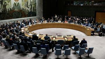 Совбез ООН отложил заседания из-за коронавируса