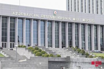 Azerbaijani Parliament suspends receiving citizens