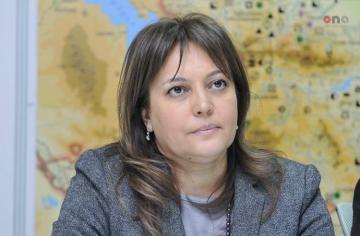 """Umayra Tağıyeva: """"Müşahidə olunan yağışlı-küləkli hava koronavirusun inkişafına mənfi təsir göstərir"""""""