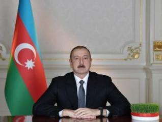 President Ilham Aliyev congratulates Azerbaijani people on the Novruz holiday