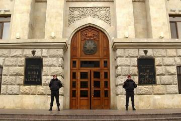 МВД: Посты выставлены также на объездных дорогах в Баку, Сумгайыт и Абшеронский район