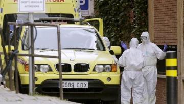 Число случаев заражения коронавирусом в Германии приблизилось к 20 тыс.