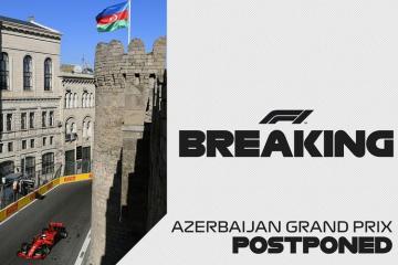 """""""Formula-1"""" üzrə Azərbaycan Qran-prisi təxirə salınıb"""