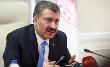 """Türkiyənin Səhiyyə naziri: """"Koronavirusdan ölüm sayı 44-ə yüksəlib"""""""