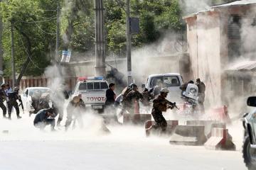 Боевики атаковали храм в Кабуле, есть погибшие