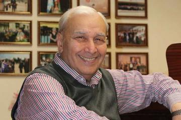 Gaya vocal group soloist Rauf Babayev dies