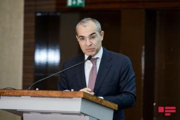Микаил Джаббаров: Начинается производство спрея и гелей для дезинфекции