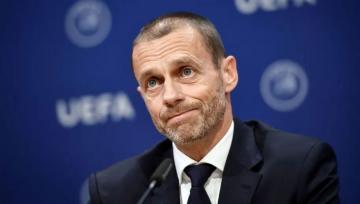 Глава УЕФА рассказал о возможных вариантах возобновления сезона