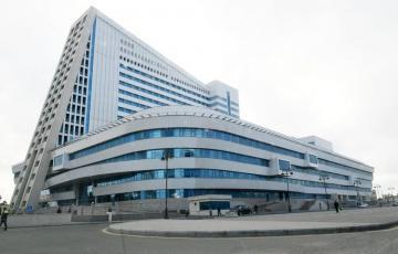 В открывшемся сегодня медучреждении «Ени клиника» будут проходить лечение заразившиеся коронавирусом
