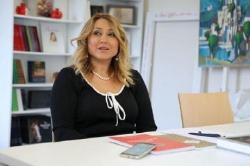 Заразившаяся коронавирусом глава Дома «Париж-Азербайджан» рассказала о болезни