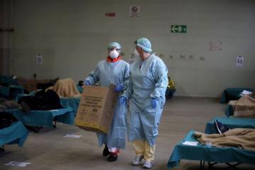 Число умерших от коронавируса в мире превысило 30 тысяч