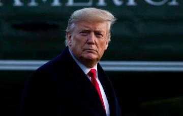 Трамп ограничил передвижения в трех штатах