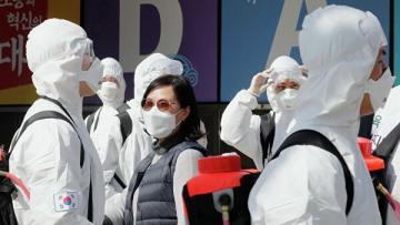 В США заявили, что из-за коронавируса в стране могут умереть до 200 тыс. человек