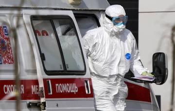 Число заразившихся коронавирусом в России превысило 1,8 тысяч