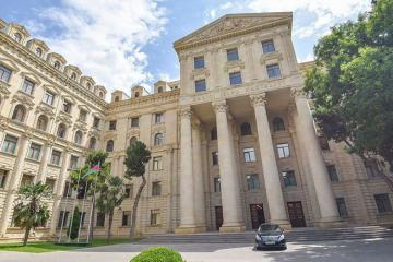 "Azerbaijani MFA releases statement on so-called ""elections"" in Nagorno Garabagh"