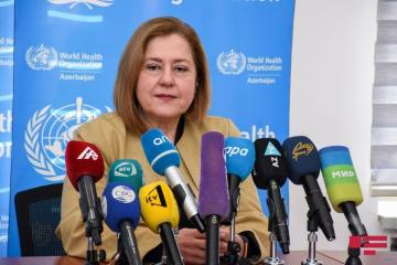 """Hande Harmanci: """"No country may dismiss from position elected general director of WHO"""""""