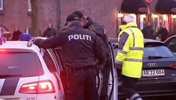 Датская полиция предотвратила теракт в Копенгагене