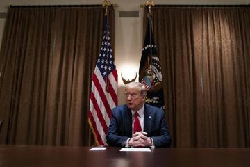 Tramp Şimali Koreya liderini sağlam görməkdən məmnun olduğunu deyib