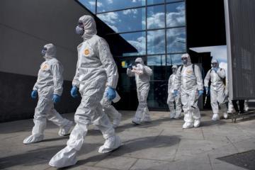 В Японии режим ЧС продлили из-за коронавируса до 31 мая
