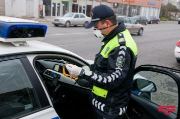 Baku police brings 47 477 traffic participants to administrative responsibility over violation of special quarantine regime