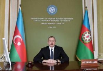 По инициативе президента Азербайджана состоялся Саммит Движения неприсоединения