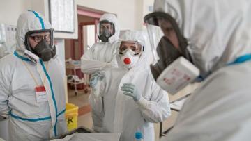 Во Франции число жертв коронавируса превысило 25 тысяч