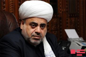 Allahşükür Paşazadə İrana qarşı sanksiyaların dayandırılması xahişi ilə ABŞ Prezidentinə müraciət edib