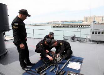 Silah və hərbi texnika yay istismar rejiminə keçirilir - [color=red]VİDEO[/color]