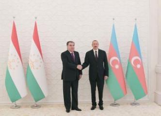 Tacikistan Prezidenti koronavirusla mübarizədə Azərbaycanın  yardımını yüksək qiymətləndirib