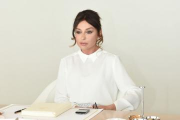 Mehriban Aliyeva congratulates Azerbaijani people on the 75th anniversary of the Victory over fascism