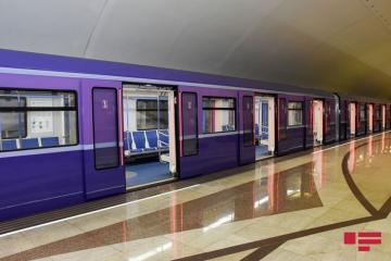 Bakı metrosu fəaliyyətini bərpa edib