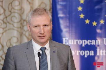 Кестутис Янкаускас прокомментировал возможность безвизового сообщения между Азербайджаном и ЕС