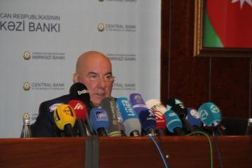 Председатель ЦБА: Были поданы заявки на реструктуризацию 48 тысяч кредитов на сумму 549 млн. манатов