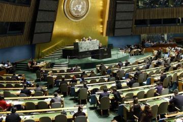 "Hikmat Hajiyev: ""Suggestion holding UN GA session on anti-coronavirus fight is a form of global responsibility"""