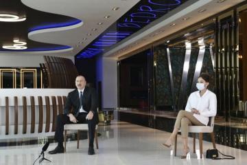 Президент Азербайджана: Для приобретения медицинского оборудования и принадлежностей в резерве хранятся еще 150 миллионов манатов