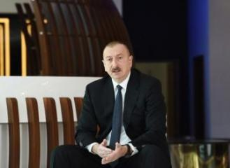 "President Ilham Aliyev: ""We have placed our most modern hospitals at the disposal of patients with coronavirus"""