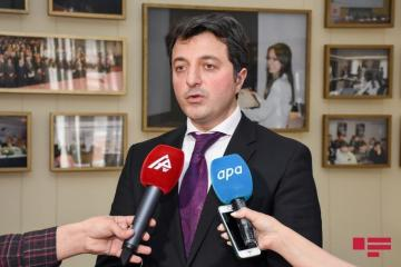 "Tural Ganjaliyev: ""Armenians turned Russian church in my hometown of Shusha into Armenian church"""