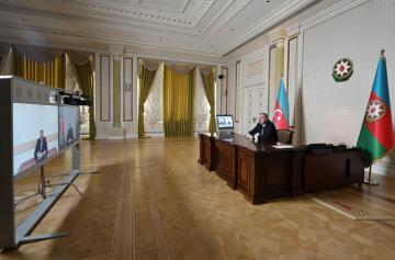 Президент Ильхам Алиев: Как мне сообщили, при распределении квартир порой у переселенцев брали деньги