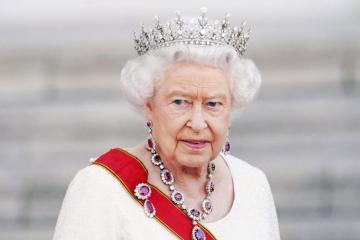 Kraliça II Elizabet Azərbaycan Prezidentinə təbrik məktubu göndərib