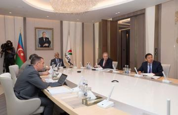 Execution of OPEC+ agreement discussed at Azerbaijan's SOCAR
