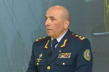 Заместитель начальника ГПС Афган Нагиев предстал перед судом